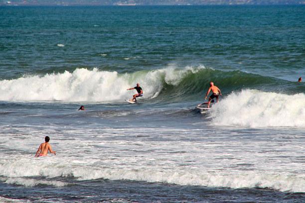 10 Tage Bali, Indonesien, Surfen vor Balis Küste