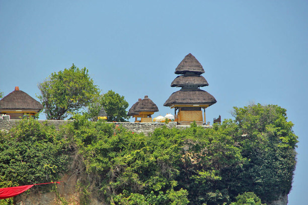 10 Tage Bali, Indonesien, Uluwatu Tempel