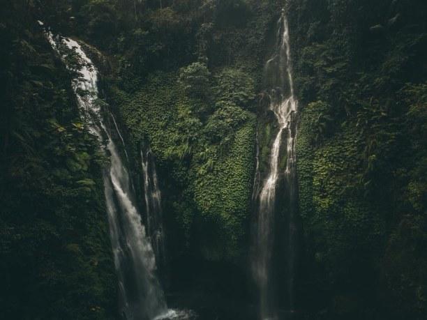Langzeiturlaub Bali, Indonesien, Sekumpul Wasserfall