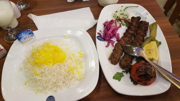 Kurztrip Teheran (Stadt), Iran, Iran, hmm, lecker Essen