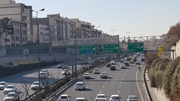 Kurztrip Teheran (Stadt), Iran, Iran, تهران