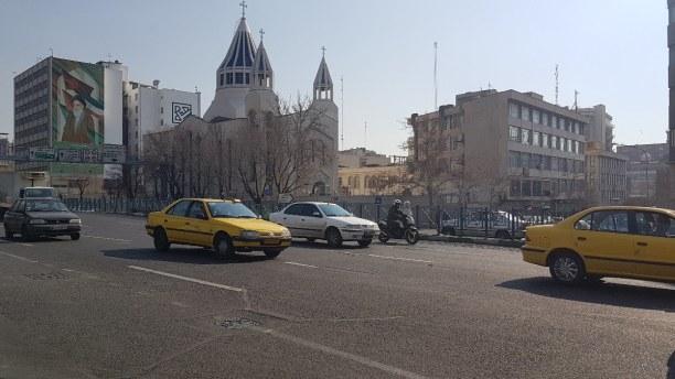 Kurzurlaub Teheran (Stadt), Iran, Iran, Christliche Kirche