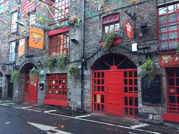 Kurzurlaub Dublin & Umgebung, Irland, Unser Hostel.