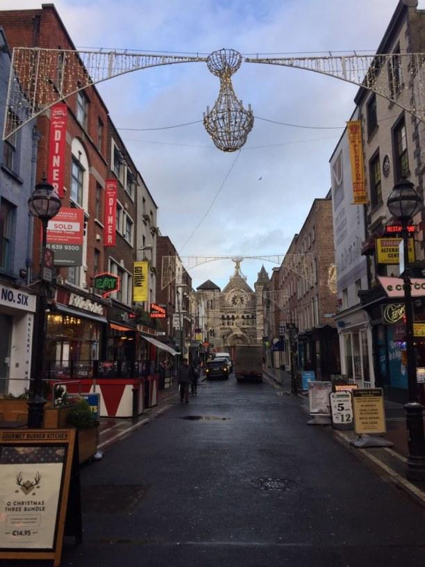 Kurztrip Dublin & Umgebung, Irland, Die Henry Street ist eine der größten Einkaufsstraßen in Dublin und