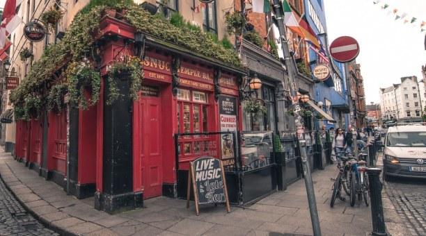 Kurzurlaub Dublin & Umgebung, Irland, Temple Bar