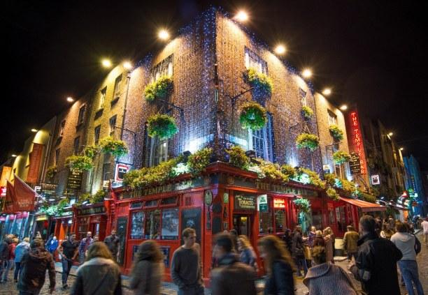Kurztrip Dublin & Umgebung, Irland, In Dublin wirst du keine Probleme haben ein Pub zu finden, denn hier g