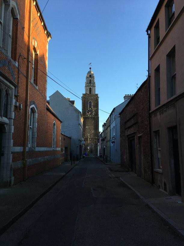 10 Tage Irland, Irland, Anders als Dublin begeistert Cork seine Besucher vielleicht erst auf d