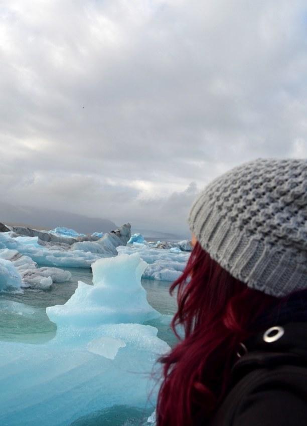 1 Woche Island, Island, Wohl der schönste Ausblick in meinem Leben :)
