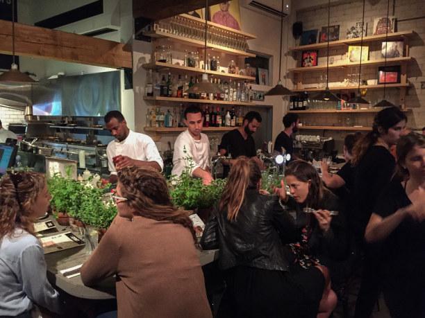 Kurzurlaub Tel Aviv & Umgebung, Israel, Eine meiner besonderen Empfehlungen ist das Haachim Restaurant in Tel