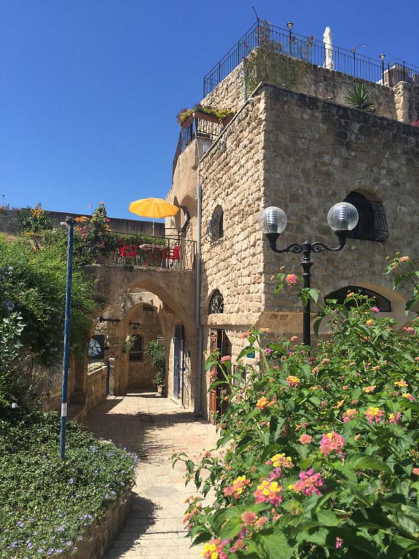 Kurzurlaub Tel Aviv & Umgebung, Israel, Jaffa beeindruckt mit seinen alten, verwinkelten Gassen.
