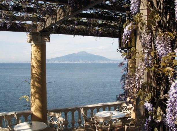 Kurzurlaub Golf von Neapel, Italien, Vesuvio