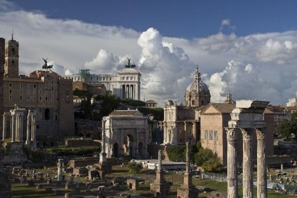 Kurztrip Latium, Italien, Rom
