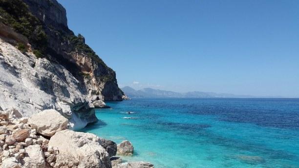 Zwei Wochen Sardinien, Italien, Nicht nur der Cala Goloritzè ist ein traumhafter Strand.  Auch Der St