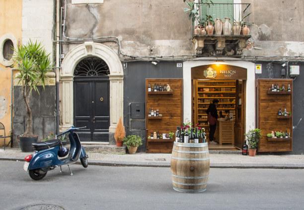 Kurzurlaub Sizilien, Italien, Die italienische Küche ist einfach einmalig! In Catania kann man herv