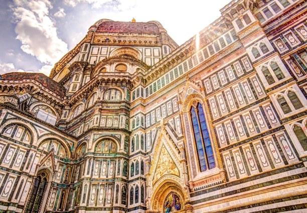 1 Woche Toskana, Italien, Die Kuppel der Kathedrale Santa Maria del Fiore gilt als eine technisc