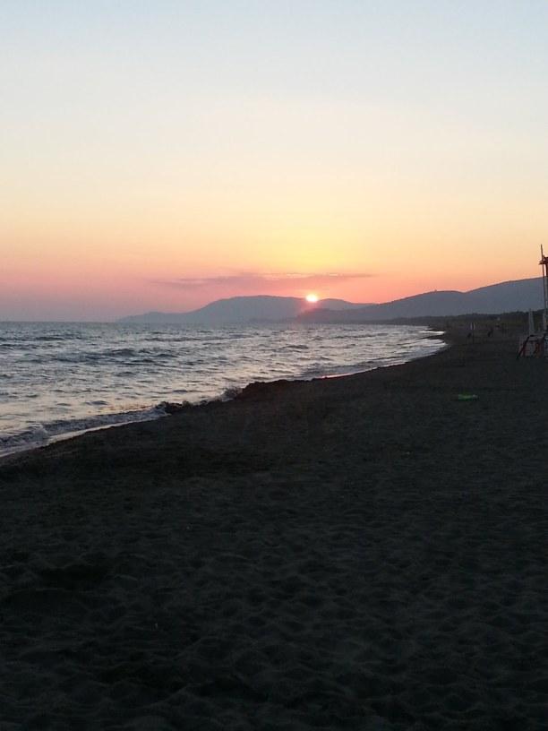 2 Wochen Toskana, Italien, Strandglück