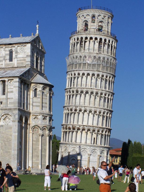 Eine Woche Italien » Toskana