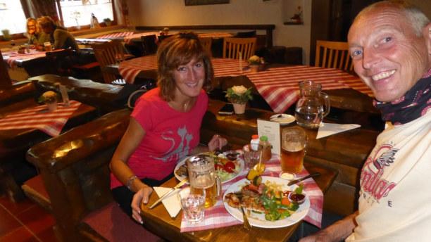 Kurzurlaub Trentino-Südtirol, Italien, Sehr gute Küche! Freundlicher und zuvorkommender Service.