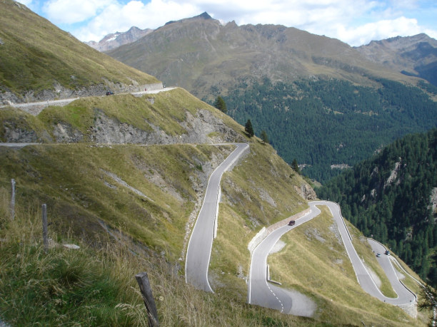 Kurztrip Trentino-Südtirol, Italien, Timmelsjoch