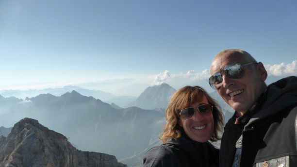 Kurztrip Trentino-Südtirol, Italien, Zugspitze
