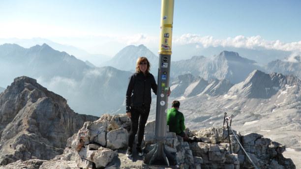 Kurzurlaub Trentino-Südtirol, Italien, Zugspitze