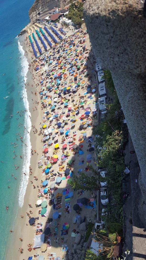 3 Wochen Tyrrhenische Küste, Italien, Tropea, Italy
