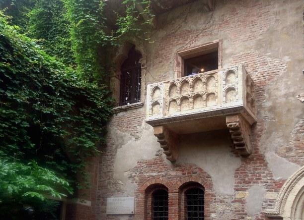 """Kurztrip Venetien, Italien, An Julia werden jedes Jahr unzählige Briefe geschrieben, welche von """""""