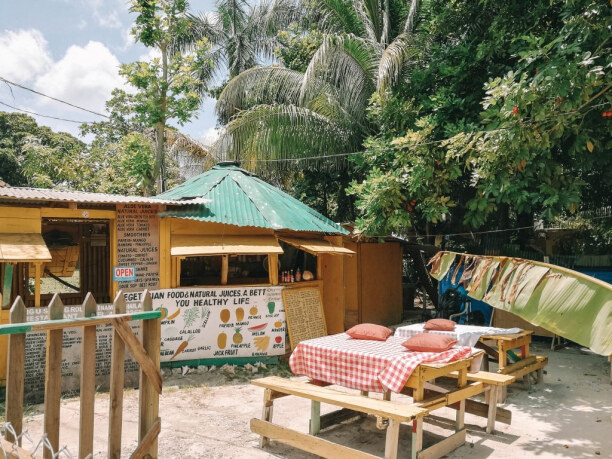10 Tage Jamaika, Jamaika, Auch wenn die karibische Küche sehr fleischlastig ist - auf Jamaika g