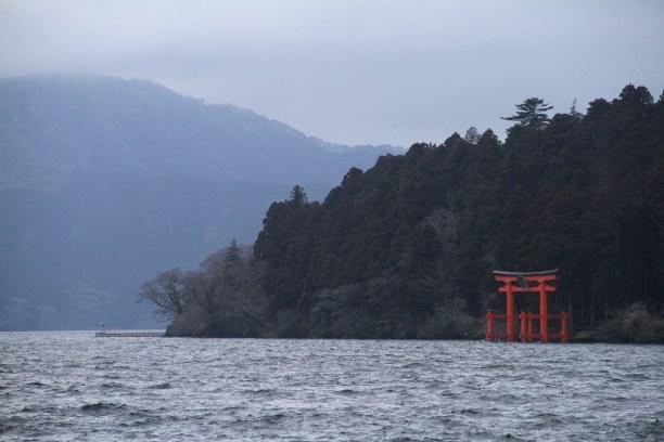 2 Wochen Honshu, Japan, Mount Fuji ohne Mount Fuji