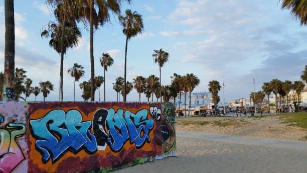 Kurztrip Los Angeles (Stadt), Kalifornien, USA, Los Angeles, Venice Beach
