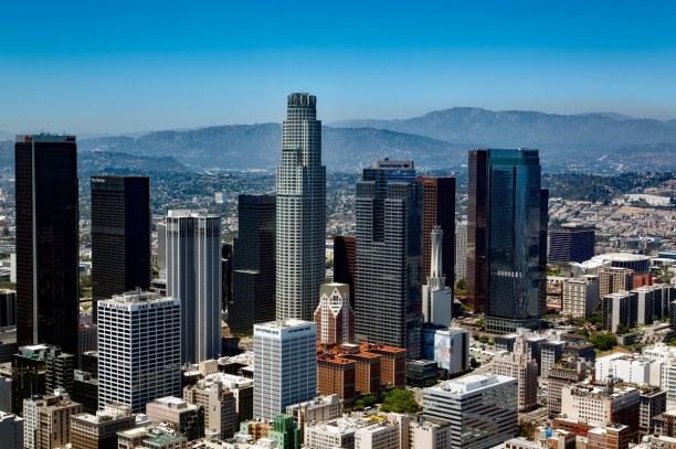 Kurztrip Los Angeles (Stadt), Kalifornien, USA, Downtown Los Angeles
