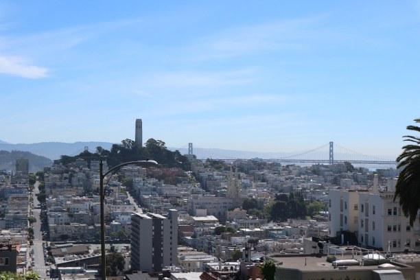 Drei Wochen Kalifornien » San Francisco