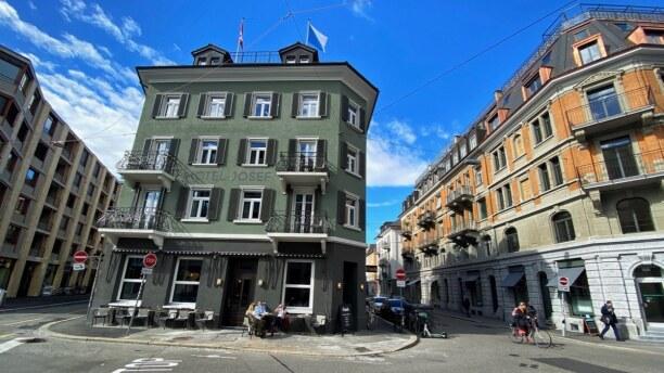 Kurztrip Zürich (Stadt), Kanton Zürich, Schweiz, Zürich