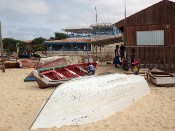 Eine Woche Kapverden » Santa Maria