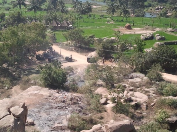 Langzeiturlaub Karnataka » Hampi