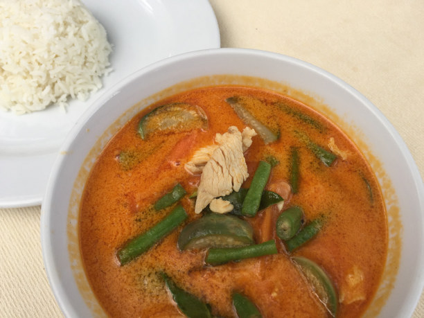 10 Tage Ko Phangan (Stadt), Koh Samui und Umgebung, Thailand, Du solltest unbedingt eines der Thai-Curries probieren. Hier ist man a