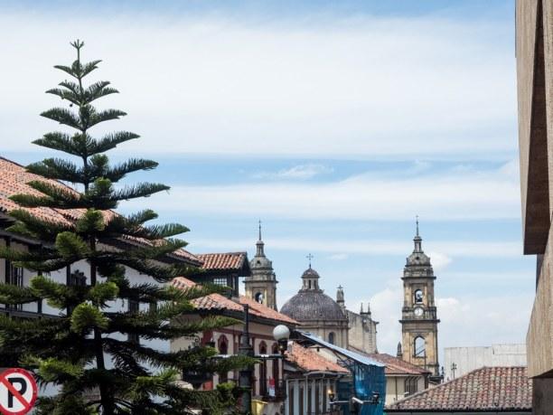 Langzeiturlaub Kolumbien » Bogotá