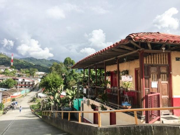 Kurztrip Kolumbien » Filandia