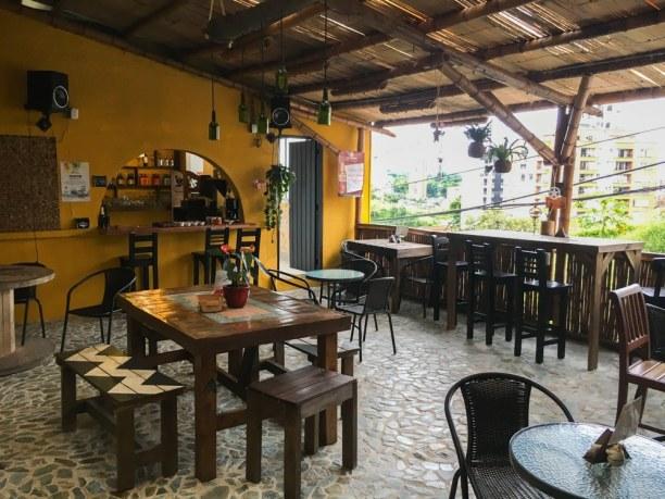 Kurzurlaub Filandia (Stadt), Kolumbien, Kolumbien, Start meiner Erkundungstour: Pereira