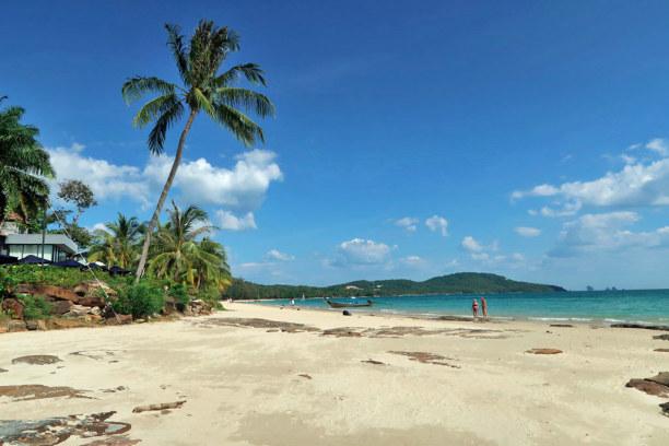 Kurzurlaub Ao Nang Beach (Stadt), Krabi, Thailand, Klong Muang Beach