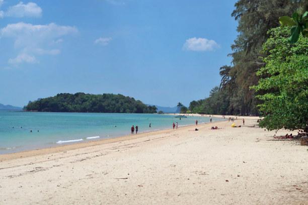 Kurztrip Ao Nang Beach (Stadt), Krabi, Thailand, Klong Muang Beach