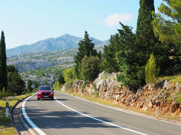 10 Tage Murter (Stadt), Krk und nordadriatische Inseln, Kroatien, Die Jadranska Magistrala - die adriatische Küstenstraße - sollet ihr