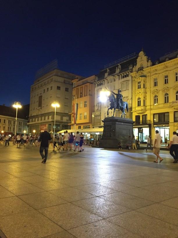 Langzeiturlaub Adriatische Küste, Kroatien, Zagreb