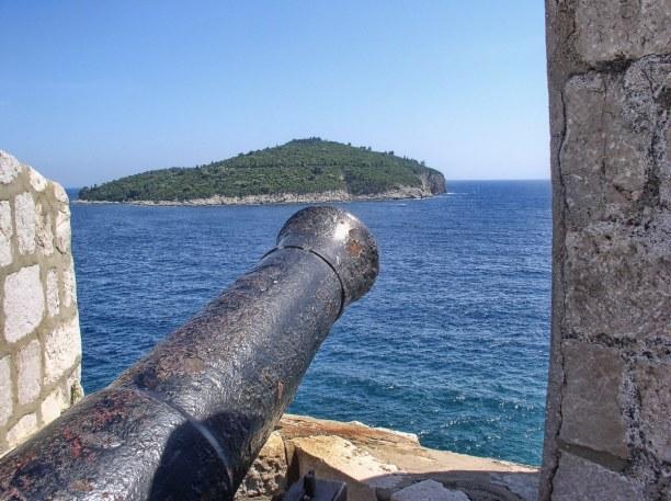 Eine Woche Adriatische Küste, Kroatien, Wusstest du, dass in Dubrovnik einige Szenen der bekannten Fantasyseri