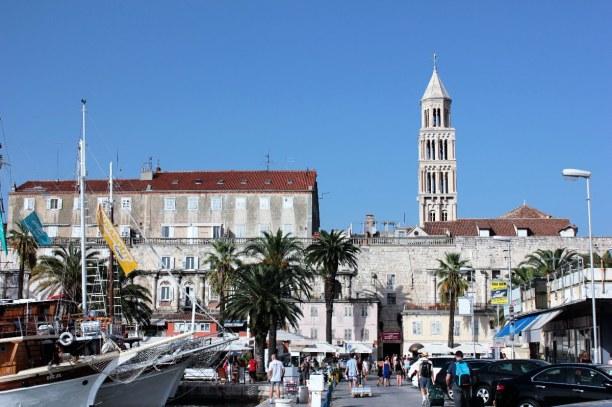10 Tage Adriatische Küste, Kroatien, Für die restlichen Tage unserer Reise war übrigens schlechtes Wetter