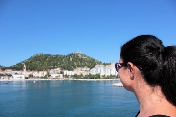 10 Tage Adriatische Küste, Kroatien, Unser erster Stop hat uns nach Opatija geführt. Die wunderschöne Sta