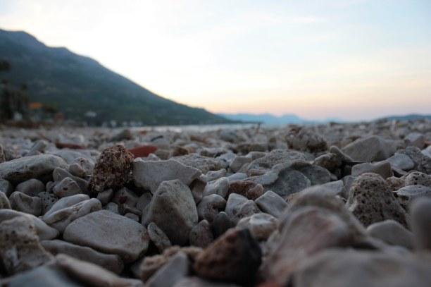 10 Tage Adriatische Küste, Kroatien, Nachdem an der Küste viel los war, haben wir einiges übersprungen un