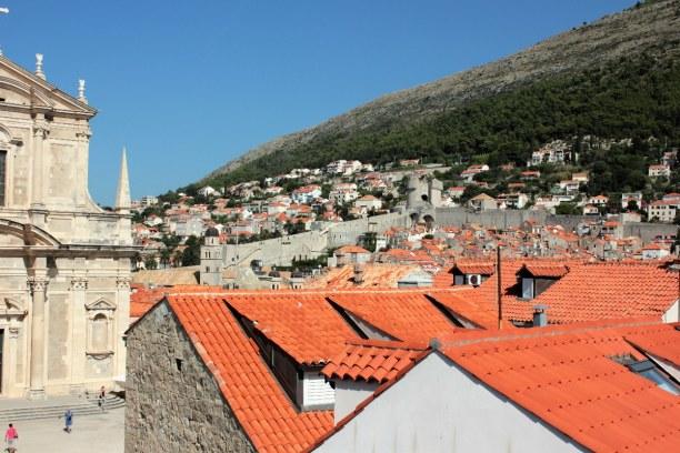10 Tage Adriatische Küste, Kroatien, Wir hatten übrigens unser Wasser vergessen und mussten für teures Ge