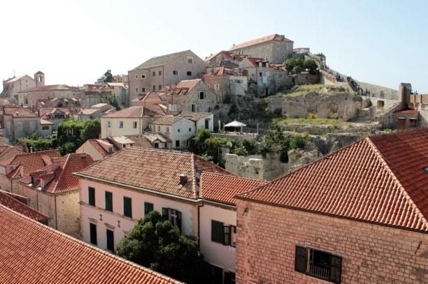 10 Tage Adriatische Küste, Kroatien, Dubrovnik selbst ist nicht sehr groß - das Stadtzentrum lässt sich i