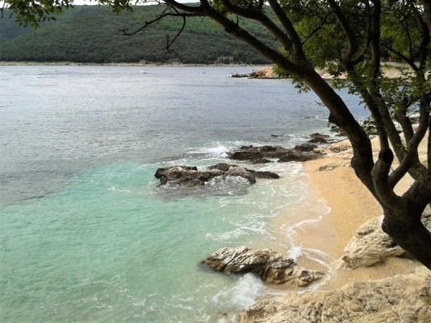 10 Tage Istrien, Kroatien, Rabac liegt an der Kvarner Bucht.  Wenn du gerne Wassersport machst bi